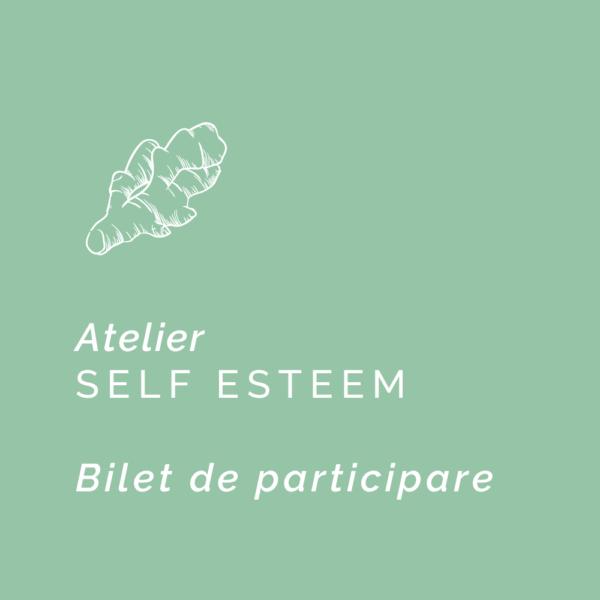 Self Esteem Ginger-Time-Bilet
